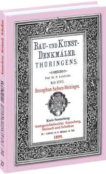 Paul Lehfeldt: Bau- und Kunstdenkmäler Thüringen 27, Buch