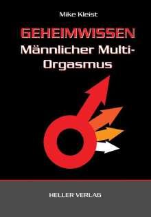 Mike Kleist: Geheimwissen männlicher Multi-Orgasmus, Buch