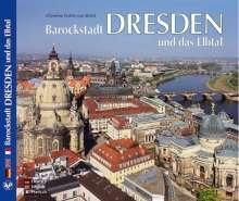 Christine Gräfin von Brühl: DRESDEN -Barockstadt Dresden und das Elbtal, Buch