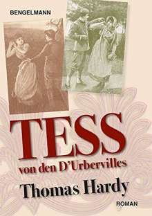 Thomas Hardy: Tess von den D'Urbervilles. Illustrierter Roman, Buch