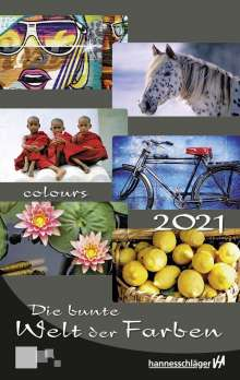 Bildagentur Huber: Die bunte Welt der Farben - Colours 2020, Diverse