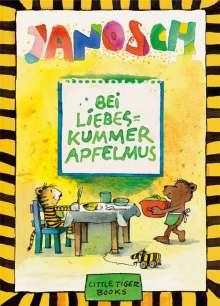 Janosch: Bei Liebeskummer Apfelmus, Buch