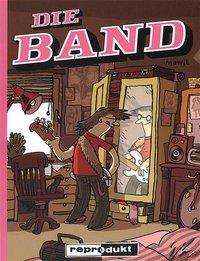 Mawil: Die Band, Buch