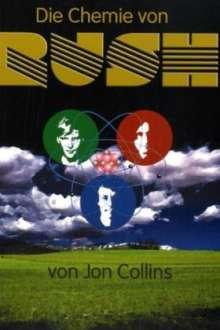 """Jon Collins: """"Die Chemie von Rush"""", Buch"""