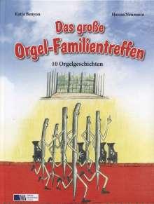 Das große Orgel-Familientreffen - 10 Orgelgeschichten, Buch