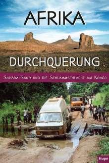 Ilona Hupe: Afrika-Durchquerung, Buch