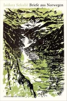 Isidora Sekulic: Briefe aus Norwegen, Buch