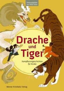 Drache und Tiger, Buch
