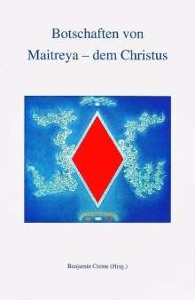 Botschaften von Maitreya, dem Christus, Buch