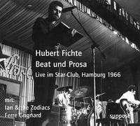 Hubert Fichte: Beat und Prosa. CD, CD