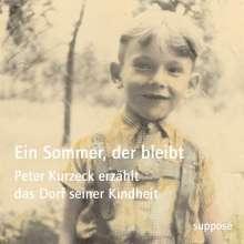 Peter Kurzeck: Ein Sommer, der bleibt, 4 CDs