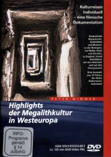 Highlights der Megalithkultur in Westeuropa, DVD
