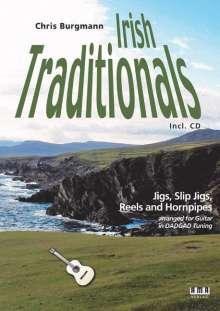 Chris Burgmann: Irish Traditionals, Buch