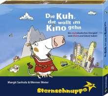 Sternschnuppe: Sarholz & Meier: Die Kuh, die wollt ins Kino gehen. CD, CD