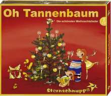 Sternschnuppe - Oh Tannenbaum:Die schönsten Weihnachtslieder, 2 CDs