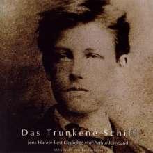 Arthur Rimbaud: Das Trunkene Schiff. CD, CD