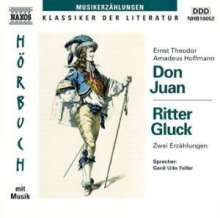 Hoffmann,E.T.A.:Don Juan, CD