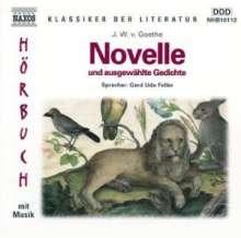 Goethe,Johann Wolfgang von:Novelle, CD