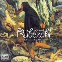 Musäus,J.K.A.: Die fünf Legenden von Rübezahl, 2 CDs