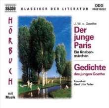 Der junge Paris, Ein Knabenmärchen, 1 Audio-CD, CD