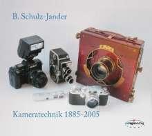 Burkhard Schulz-Jander: Kameratechnik, Buch