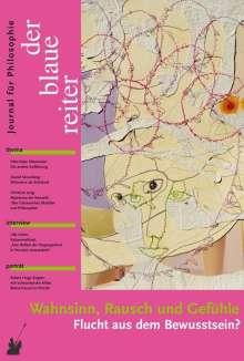 Ulla Hahn: Der Blaue Reiter. Journal für Philosophie / Wahnsinn, Rausch und Gefühle, Buch