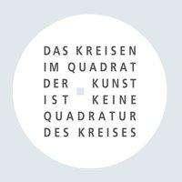 Eva Koethen: Das Kreisen im Quadrat der Kunst ist keine Quadratur des Kreises, Buch