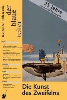 Peter Sloterdijk: Der Blaue Reiter. Journal für Philosophie / Die Kunst des Zweifelns, Buch