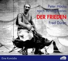 Peter Hacks: Der Frieden. CD + DVD, CD