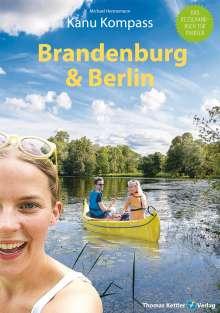 Michael Hennemann: Kanu Kompass Brandenburg & Berlin, Buch