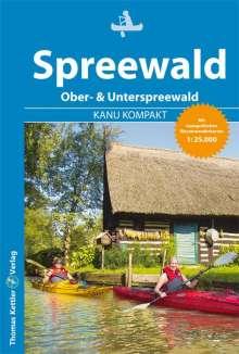 Michael Hennemann: Kanu Kompakt Spreewald, Buch