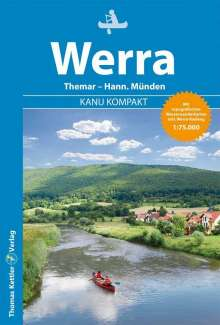 Michael Hennemann: Kanu Kompakt Werra, Buch