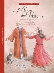 Barbara Kindermann: Nathan der Weise, Buch
