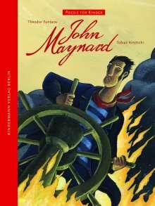 Theodor Fontane: John Maynard, Buch