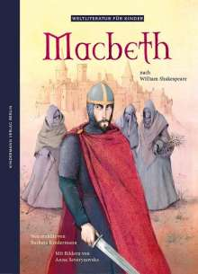 Barbara Kindermann: Macbeth, Buch