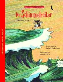 Barbara Kindermann: Der Schimmelreiter, Buch