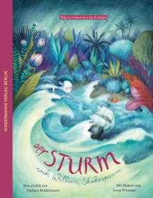Barbara Kindermann: Der Sturm, Buch