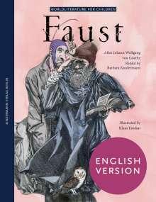 Barbara Kindermann: Faust (englisch), Buch