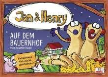 Martin Reinl: Jan & Henry - Auf dem Bauernhof, Buch