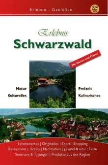 Gerd Engels: Erlebnis Schwarzwald, Buch