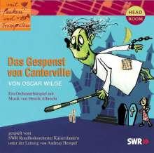 Oscar Wilde: Das Gespenst von Canterville. CD, CD
