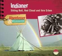 Maja Nielsen: Abenteuer & Wissen. Indianer. Gerstenberg-Edition, CD