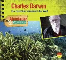 Maja Nielsen: Abenteuer & Wissen. Charles Darwin, CD