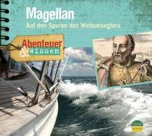 Maja Nielsen: Abenteuer & Wissen. Magellan, CD