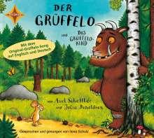 Der Grüffelo / Das Grüffelokind, CD