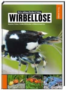 Chris Lukhaup: Wirbellose, Buch