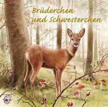 Edition Seeigel - Brüderchen und Schwesterchen, CD