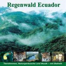 Regenwald Ecuador - Fischertukan, Jaguar, Ozelot, Waldhund... CD, CD
