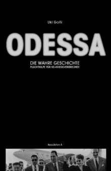 Uki Goñi: Odessa: Die wahre Geschichte, Buch