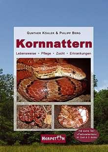 Gunther Köhler: Kornnattern, Buch